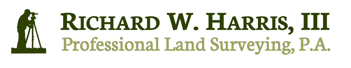 Richard W. Harris, III - Professional Land Surveying, P.A.